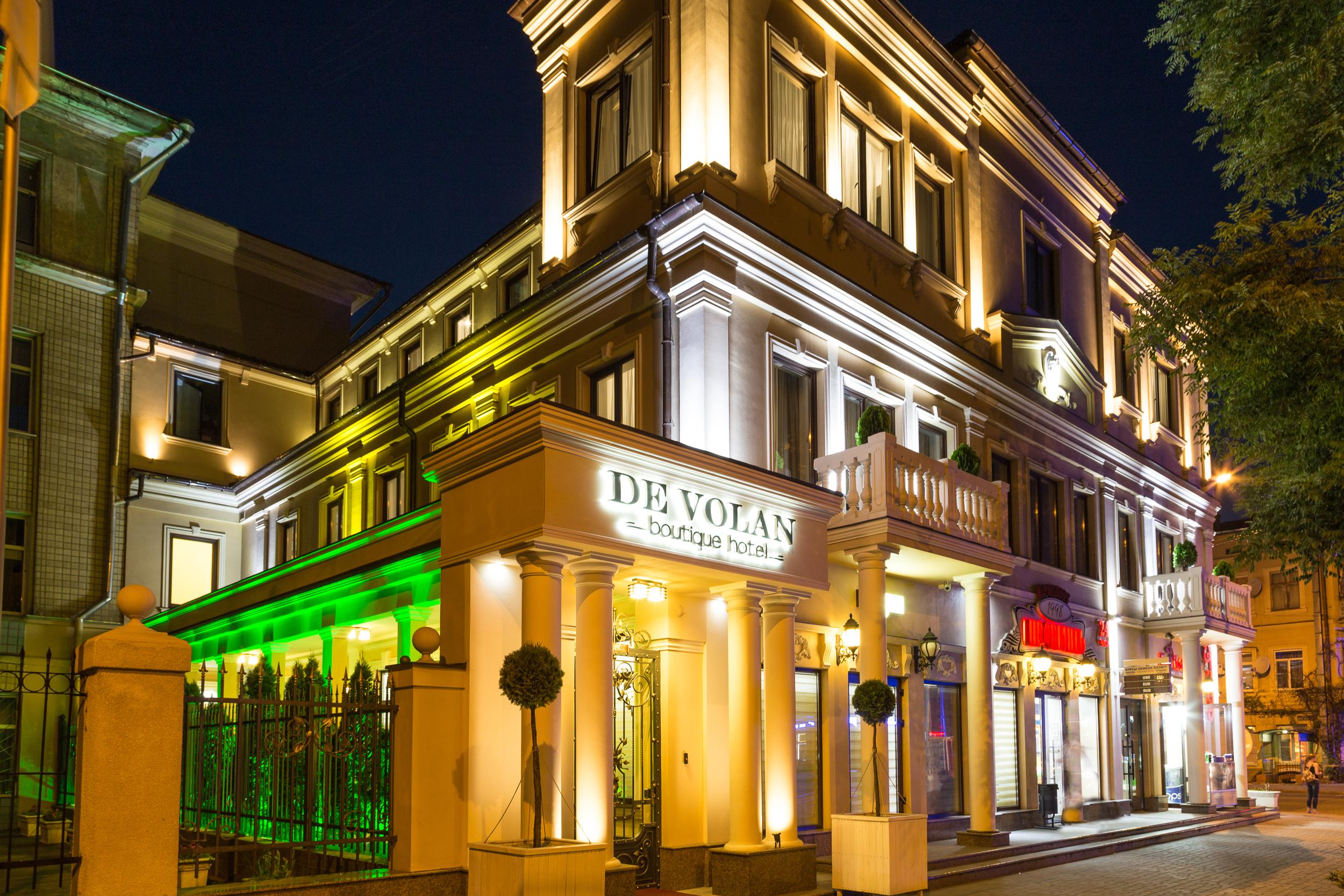 Hotel De Volan